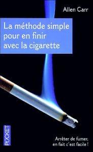 Livre sur la santé : La méthode simple pour en finir avec la cigarette