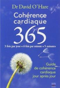 Livre sur la santé : Cohérence cardiaque 365
