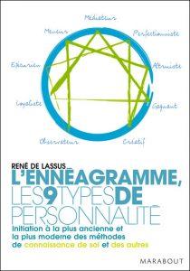 Livre sur la psychologie et la philosophie : l'ennéagramme, les 9 types de personnalité